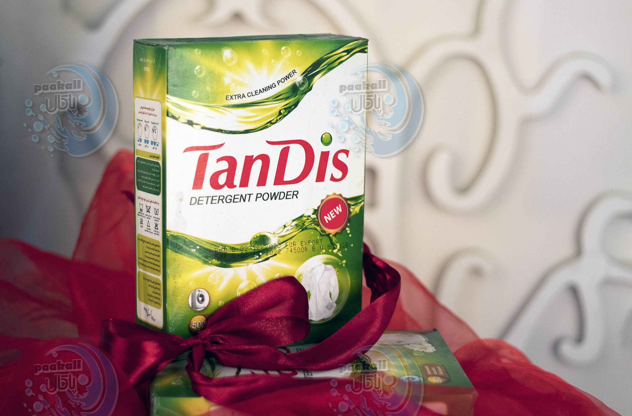 محصولات تندیس